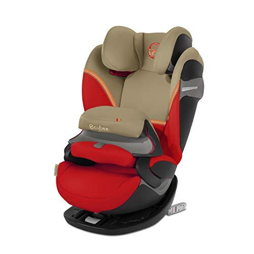 CYBEX Gold 2-in-1 Kinder-Autositz Pallas S-Fix, Für Autos mit und ohne ISOFIX, Gruppe 1/2/3 (9-36 kg), Ab ca....