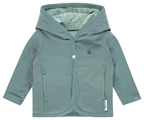 Noppies Baby-Unisex U Cardigan rev Haye Strickjacke, Grün (Grey Mint C175), 68
