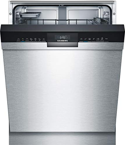 Siemens SN43HS36TE iQ300 Unterbau-Geschirrspüler / E / 92 kWh / 12 MGD / Smart Home kompatibel via Home...