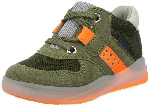 Richter Kinderschuhe Harry Hohe Sneaker, Grün (Scandina/Flint/N.O/W 8101), 26 EU
