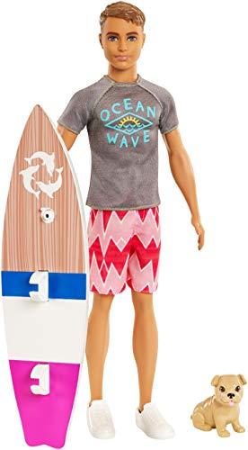 Barbie FBD71 - Magie der Delfine Surfer Ken