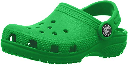 Crocs Unisex Kinder Classic K Clogs, Grass Green, 27/28 EU
