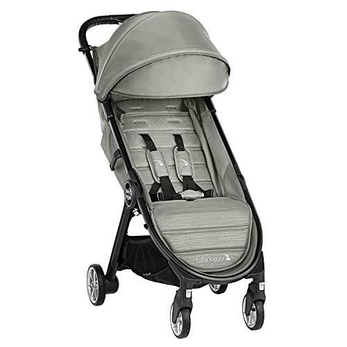 Baby Jogger City Tour 2 Kinderwagen | kompakt, leicht, zusammenklappbar und tragbar | Slate (grau)