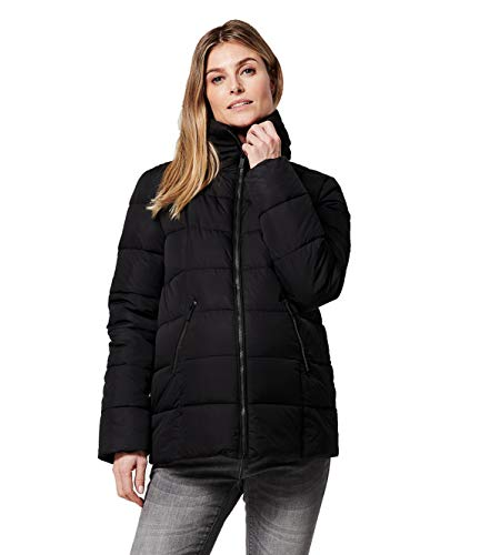 Noppies Damen Jacket Lenny 2-Way Umstandsjacke, Schwarz (Black C270), XL