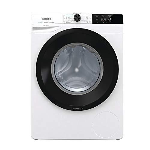 Gorenje WEI 86 CPS Waschmaschine / 8 kg / 1600 U / min / Edelstahltrommel / Schnellwaschprogramm / mit...