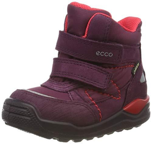 ECCO Baby Mädchen URBAN Mini Stiefel, Violett (Mauve/Aubergine 51617), 26 EU