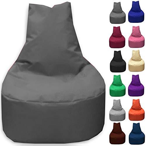 Sitzbag Sitzsack Sessel XL - XXL für Kinder und Erwachsene - In & Outdoor Sitzsäcke Kissen Sofa Hocker...