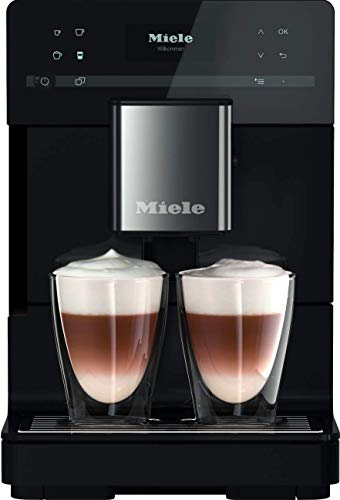 Miele CM 5310 Silence Stand Kaffeevollautomat / OneTouch for Two / Reinigungsprogramme / Kannenfunktion /...