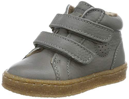 Bisgaard Unisex Kinder Sinus Sneaker, Grau (Grey 400), 23 EU