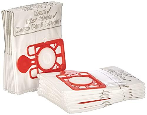 Numatic 604015 Staubsaugerbeutel Hepa-Flo NVM-1CH / Vlies-Filterbeutel geeignet für Henry, Hetty James,...