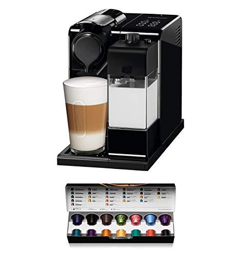 De'Longhi Nespresso Lattissima Touch EN 560.B Kaffekapselmaschine mit Milchsystem, Flow Stop Funktion: Kaffee-...