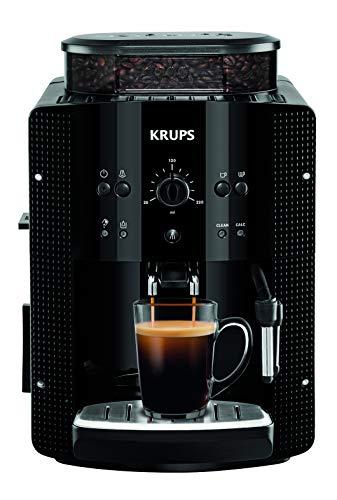 Krups Essential EA8105 Kaffeevollautomat | Espresso und Kaffee | mit CappucinoPlus- Milchdüse | individuell...