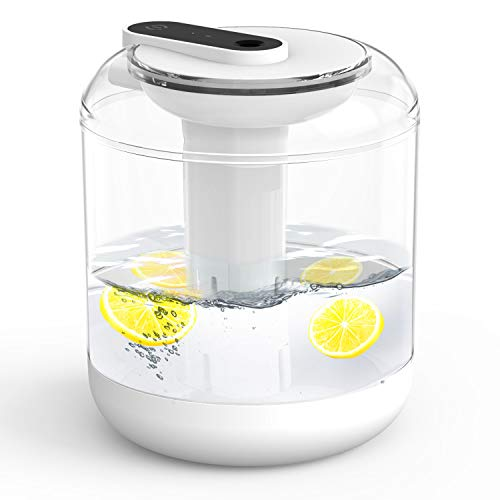 Luftbefeuchter Ultraschall Leise 1000 ml Luftbefeuchter für Schlafzimmer, automatische Abschaltung...
