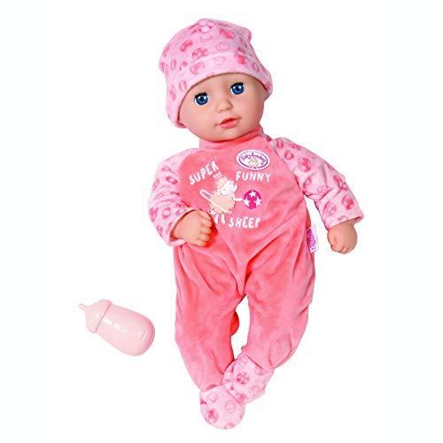Zapf Creation 706343 Baby Annabell Little Annabell 36cm - Für Kleinkinder ab 1 Jahr - Einfach für kleine...