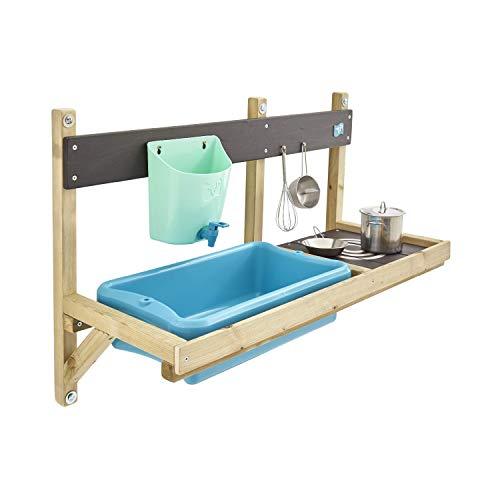 TP Toys 297 Kitchen Playhouse Accessory Deluxe Mud Küche Spielhaus Zubehör, grün