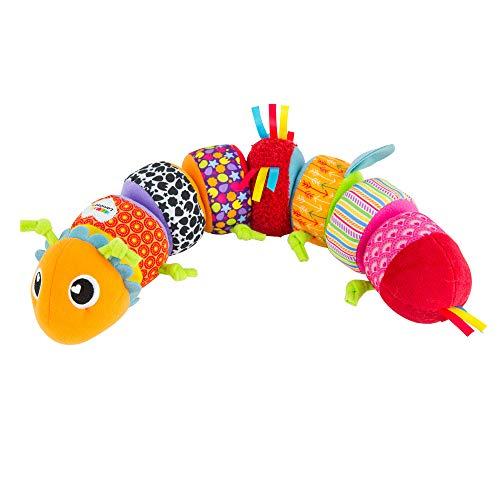 Lamaze 'Softes Raupenpuzzle' Babyspielzeug zur Förderung der motorischen Fähigkeiten – Buntes...