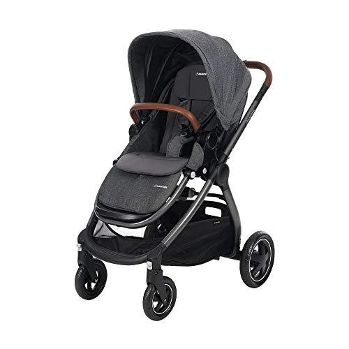 Maxi Cosi Adorra Kombi Kinderwagen, mit Liegeposition, großem Einkaufskorb, einhändigem Faltmechanismus und...