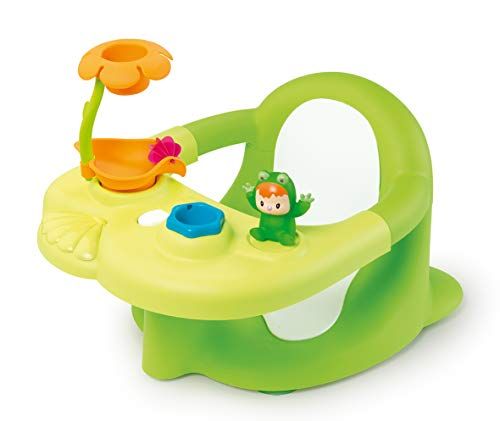 Smoby 110615 - Cotoons Baby-Badesitz, grün