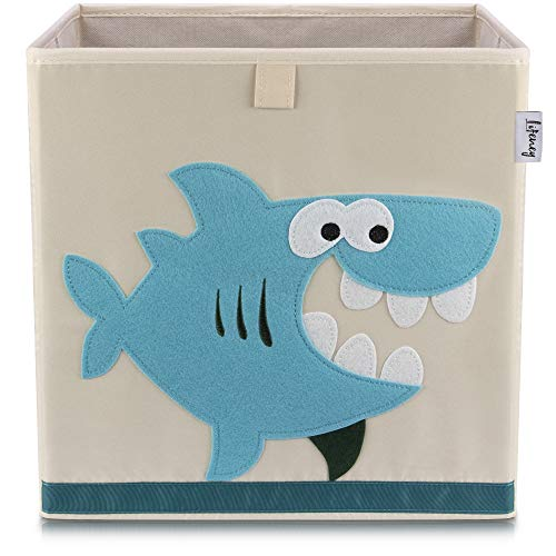 Lifeney Kinder Aufbewahrungsbox I praktische Aufbewahrungsbox für jedes Kinderzimmer I Kinder Spielkiste I...