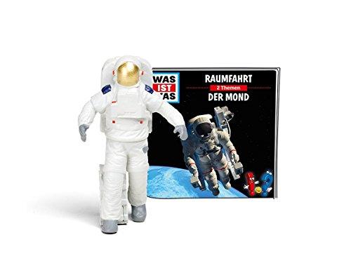 tonies Hörfiguren für Toniebox: was IST was Hörspiel - Raumfahrt / Der Mond - ca. 70 Min - ab 6 Jahre -...