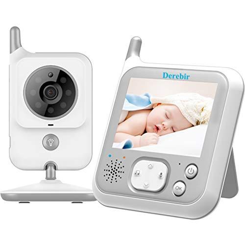 Babyphone mit Kamera, 3.2 Zoll LCD Video Baby...