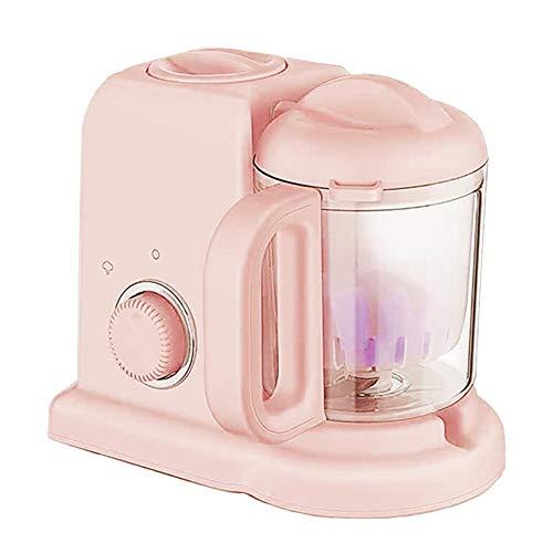5-in-1-Dampfgarer und Mixer für Babynahrung, Dampfgarer Defroster Hitze Desinfektion...