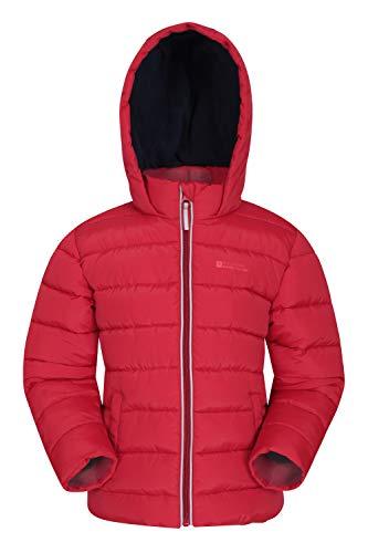 Mountain Warehouse Eden gepolsterte Kinderjacke - wasserabweisender Mantel für Mädchen und Jungen,...