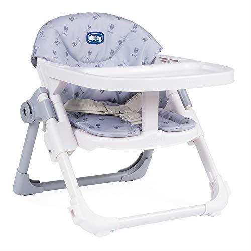 Chicco Sitzerhöhung Chairy, mitwachsender Tischsitz, ab 6 Monate, ab 12 Monate zum Kinderstuhl umwandelbar,...