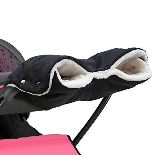 Kinderwagen Handwärmer,DIAOPROTECT Kinderwagen Handschuhe Handmuff mit Fleece Innenseite,Kinderwagenmuff...
