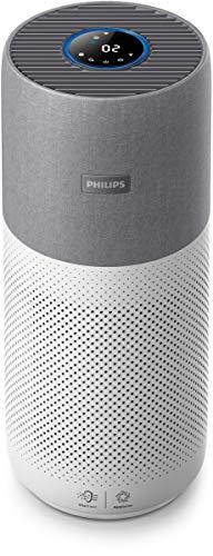 Philips AC3033/10 Luftreiniger Connected 3000I (für Allergiker und Raucher, bis zu 104M², Cadr 400M³/H,...