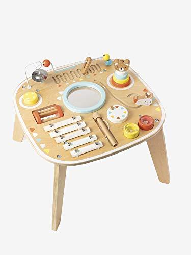 Vertbaudet Spieltisch mit Musik, mehrfarbig