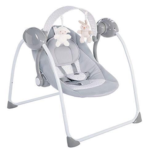 Chicco Relax und Play Babyschaukel, cool grey