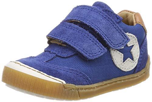 Bisgaard Jungen Unisex Kinder 40312.119 Sneaker, Blau (Blue 602), 31 EU