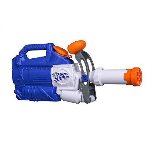 Hasbro Super Soaker E0022EU4 - Soakzooka Wasserpistole, mit Mega-Wasserstrahl