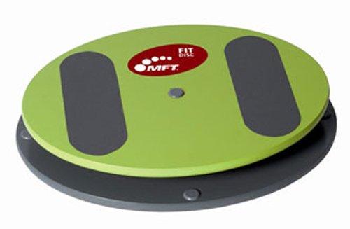 MFT Fit Disc - Profi Balance Board aus hochwertigem Holz inkl. Videokurs - rutschfestes Balance Pad für...