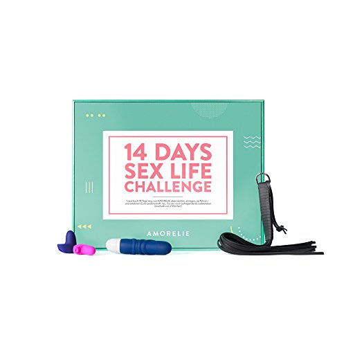 Geschenkbox für Paare - 14 Days Sex Life Challenge