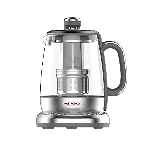 GASTROBACK #42440 Design Tee Automat Advanced Plus, Automatischer Tee– und Wasserkocher (2 in 1),...