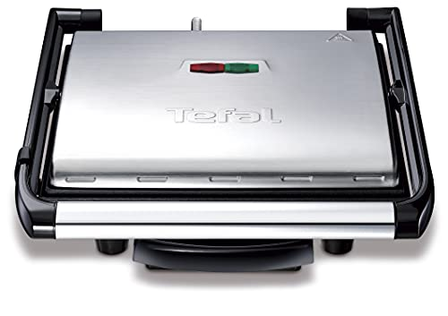 Tefal Kontaktgrill Inicio GC241D   Elektrogrill / Sandwichtoaster   Fettarmes Grillen   Panini, Toasts, Steak,...
