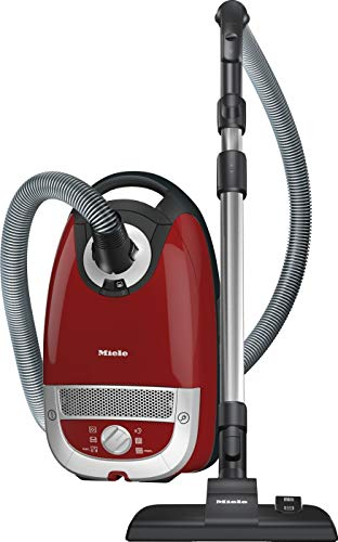 Miele Complete C2 Tango EcoLine - energieeffizienter Staubsauger (550 Watt und 4,5 L Beutelinhalt, mit...