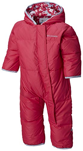 Columbia Schneeanzug für Kinder, Snuggly Bunny Bunting, Polyester,  - Rosa, Rosa (Cactus Pink, Cactus Pink...