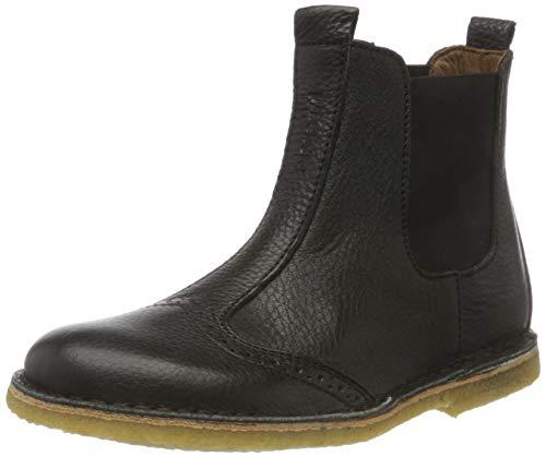 Bisgaard Unisex-Kinder 50203218 Chelsea Boots, Schwarz (208 Black), 29 EU
