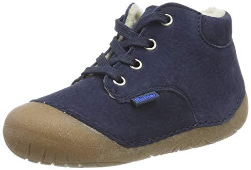 Richter Kinderschuhe Jungen Richie Sneaker, Blau (Atlantic 7200), 22 EU