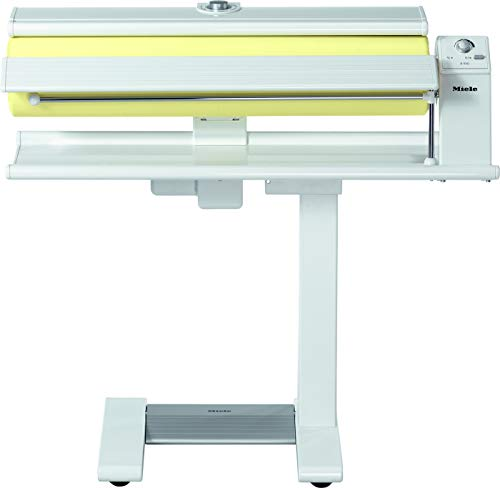 Miele B 990 Bügelmaschine / hoher Anpressdruck / breite Bügelwalze / variable Walzengeschwindigkeit / freies...