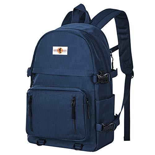 Rucksack Mädchen Teenager Jungen Schulrucksack mit USB Laptop Schulranzen Leichtgewicht Schultaschen für...