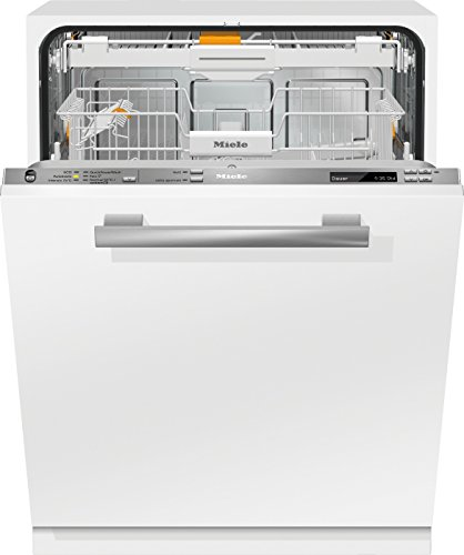Miele G6770 SCVi Geschirrspüler Vollintegriert / A+++ / 213 kWh / 14 MGD / QuickPowerWash / Alles restlos...