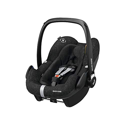 Maxi-Cosi Pebble Plus Autositz für Babys Gruppe 0+, ISOFIX-Kindersitz, i-Size, 0-12 m, 0-13 kg, 45-75 cm,...