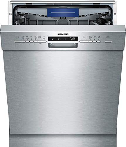 Siemens SN436S00LE iQ300 Unterbau Geschirrspüler / A++ / 262 kWh/Jahr / 2100 L/Jahr / varioSpeed Plus / Glas...