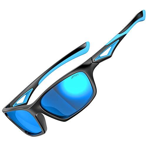 ATTCL Polarisierte Kinder Sonnenbrille TR90 flexibleRahmen Sportbrille für Jungen und Mädchen Alter 3-10...