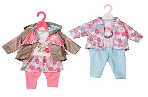 Zapf Creation 701973 Baby Annabell Active Jeans Puppenkleidung 43 cm, 1 Stück - Farbe nach Vorrat