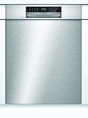 Bosch SMU6ZCS49E Serie 6 Unterbau-Geschirrspüler / A+++ / 60 cm / Edelstahl / 237 kWh/Jahr / 14 MGD /...